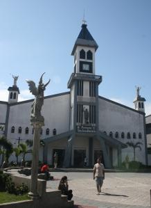 Church of Saint John the Baptist - Praca Matriz - Centro, Peruibe.