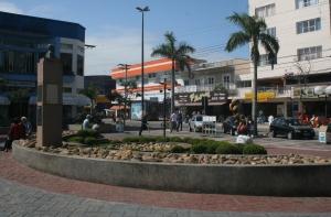 Praca Luz - Ave Padre Anchieta - Centro, Peruibe