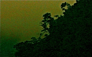 Jureia in Thunderstorm - Ponte Pensil - Itariri