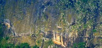 Pedra da Mossa (detail) Itariri