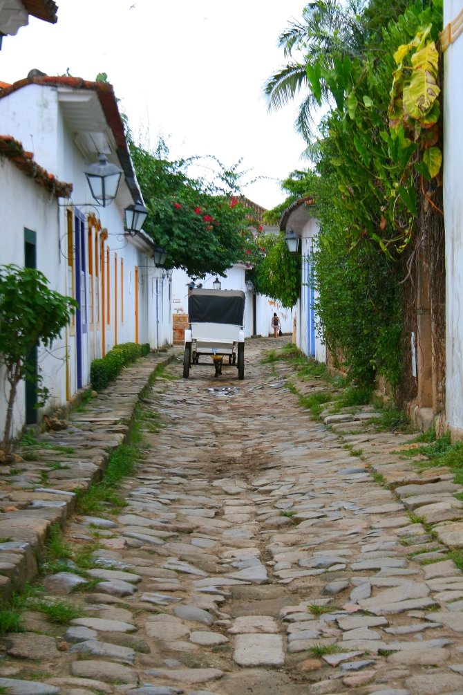 Paraty Street