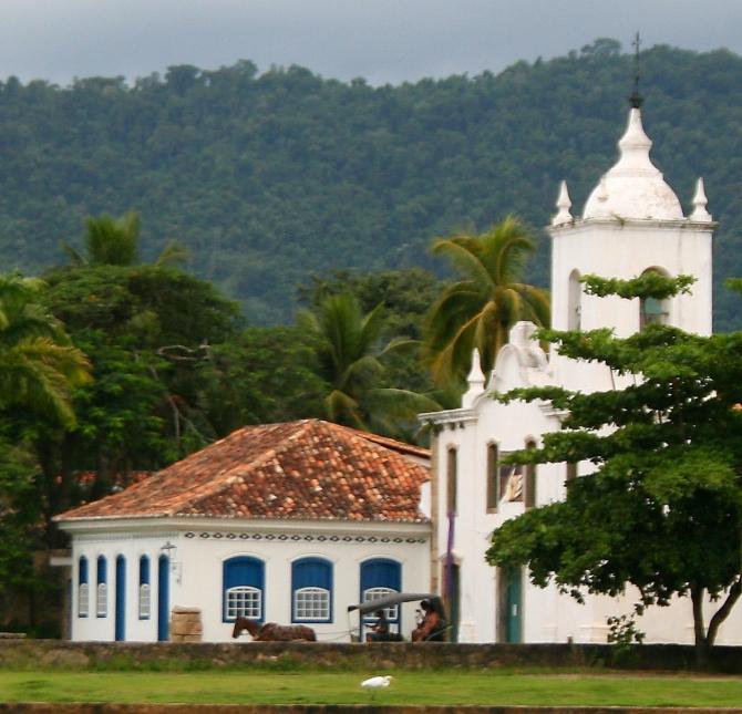 Paraty Chapel